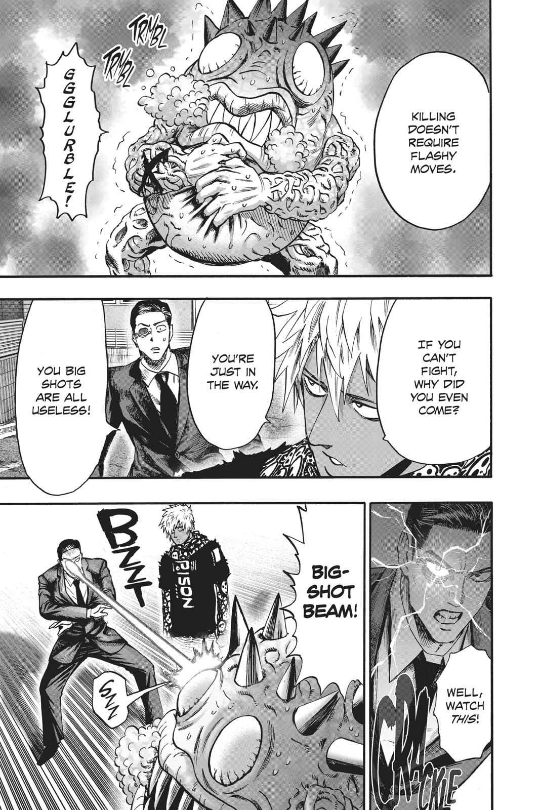 One-Punch Man Chapter 96 Page 87