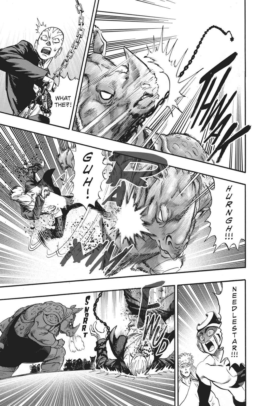 One-Punch Man Chapter 96 Page 96