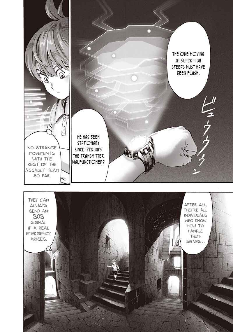 One-Punch Man Chapter 97 Page 2