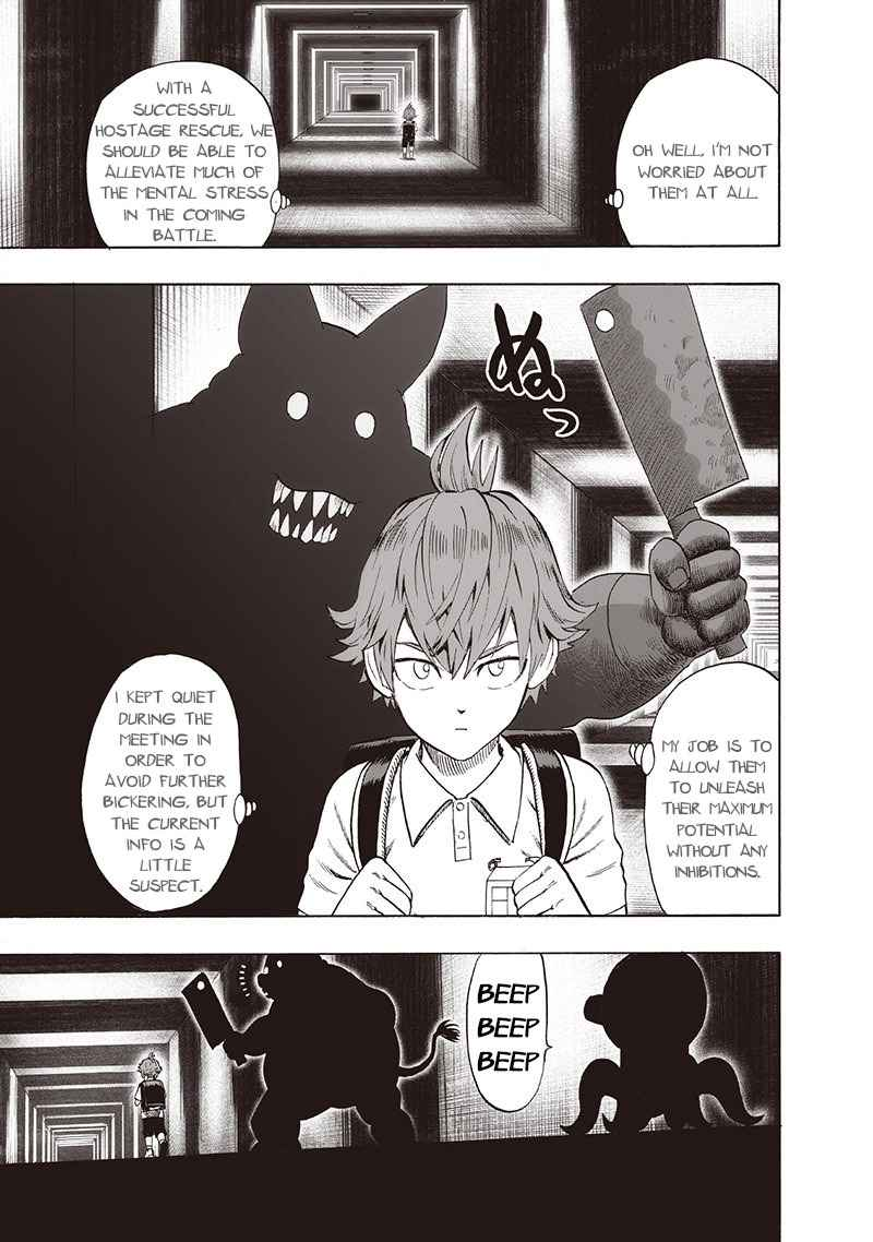 One-Punch Man Chapter 97 Page 3