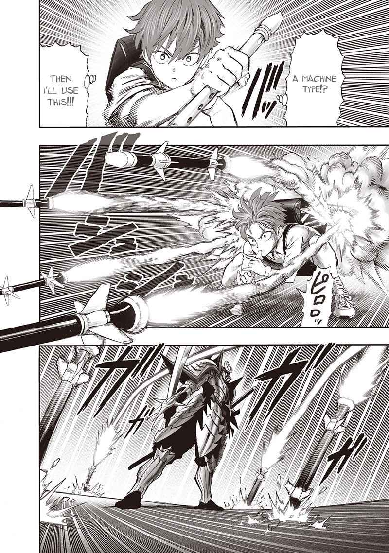 One-Punch Man Chapter 97 Page 30