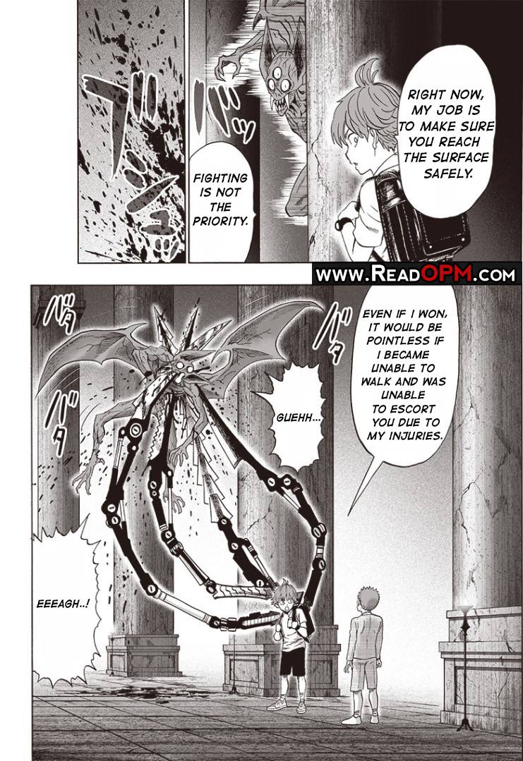 One-Punch Man Chapter 98 Page 12