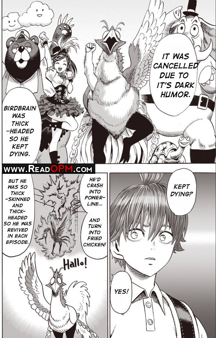 One-Punch Man Chapter 98 Page 15