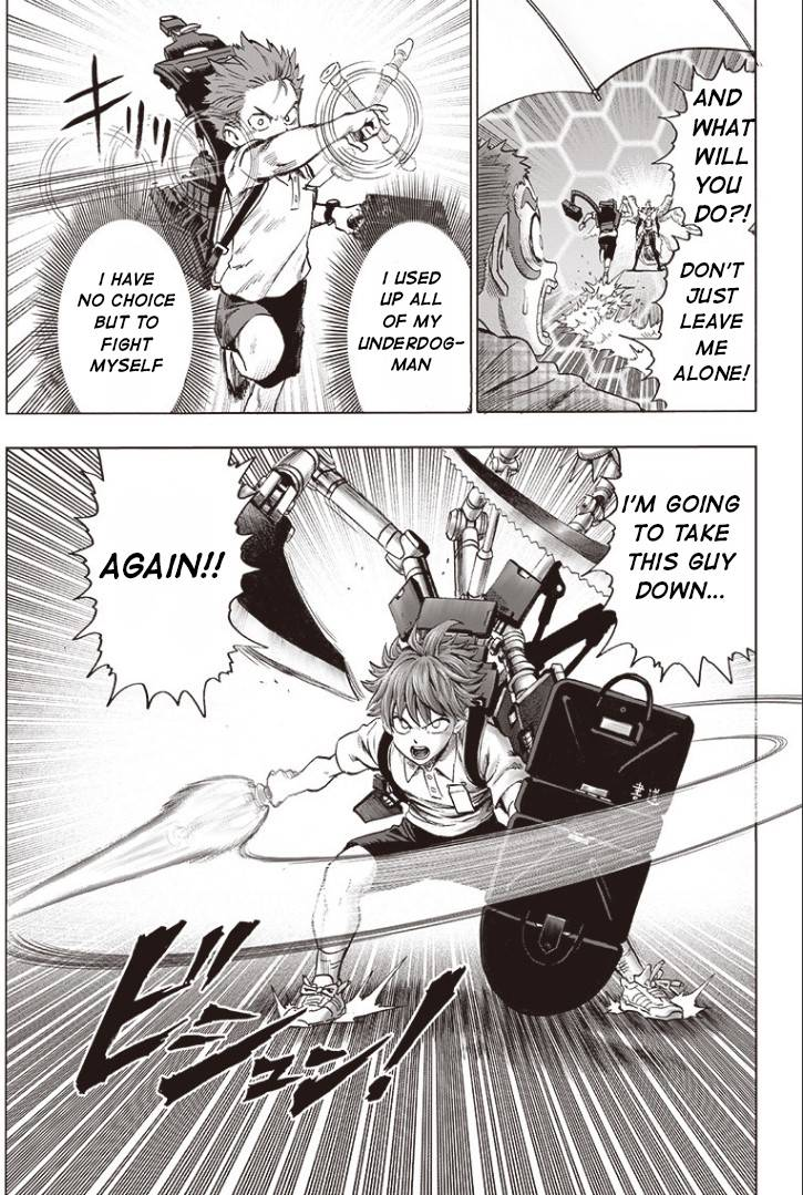 One-Punch Man Chapter 98 Page 24