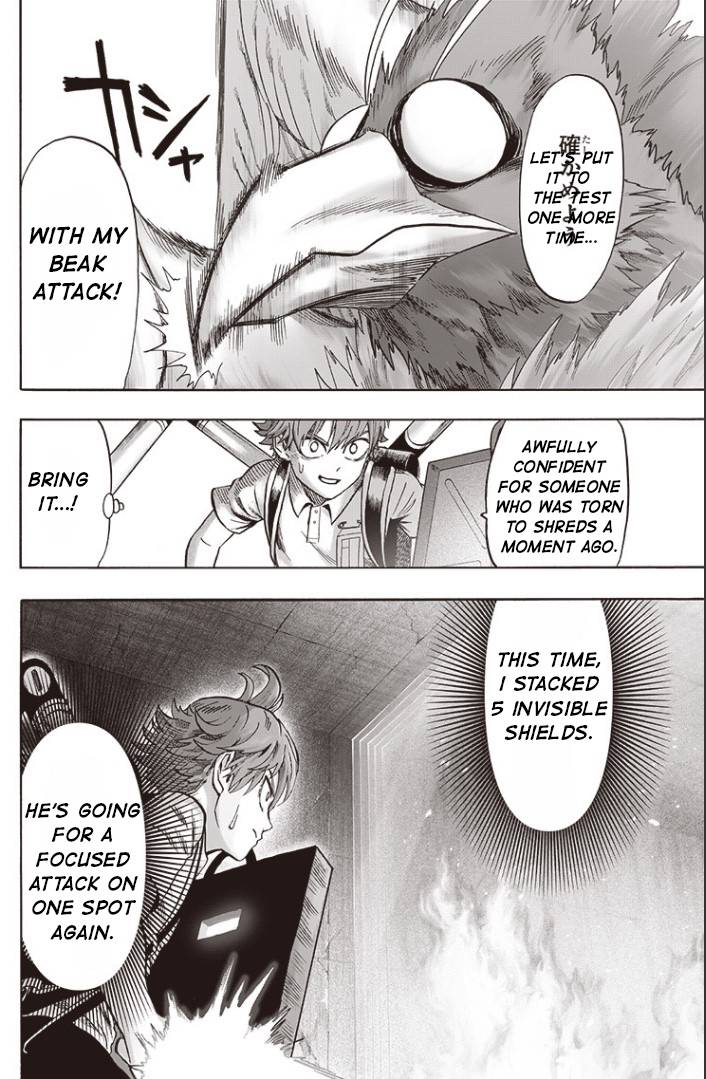 One-Punch Man Chapter 98 Page 26