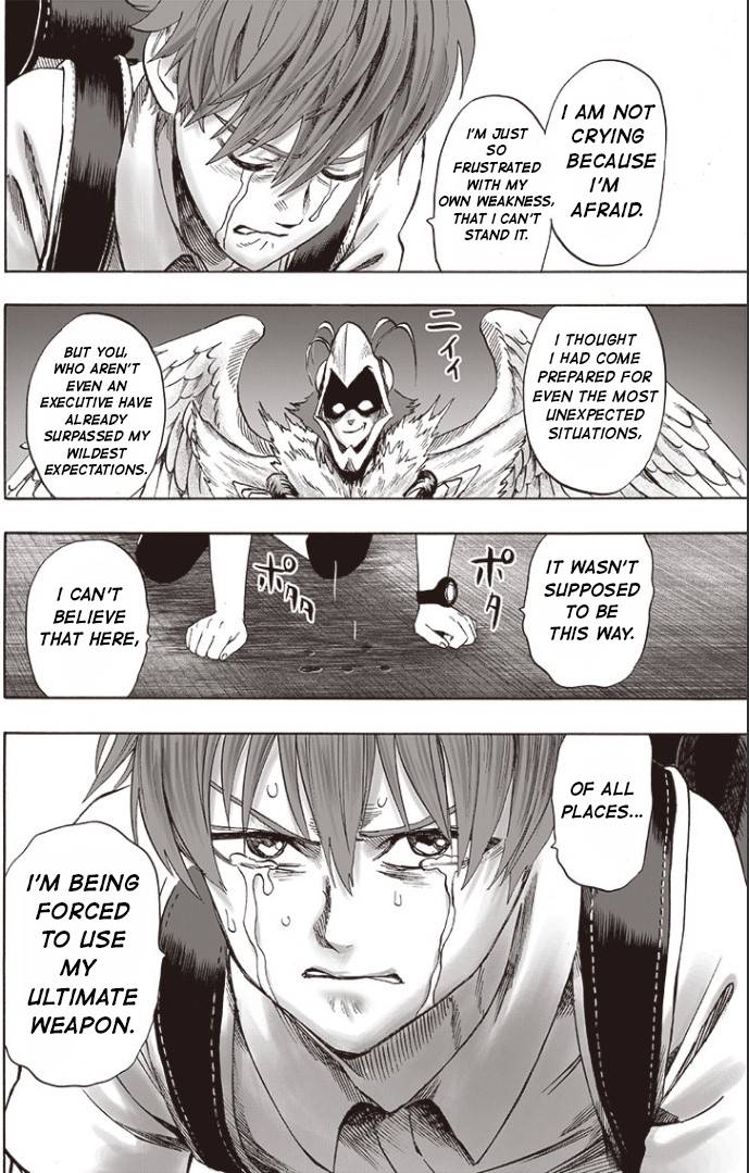 One-Punch Man Chapter 98 Page 33