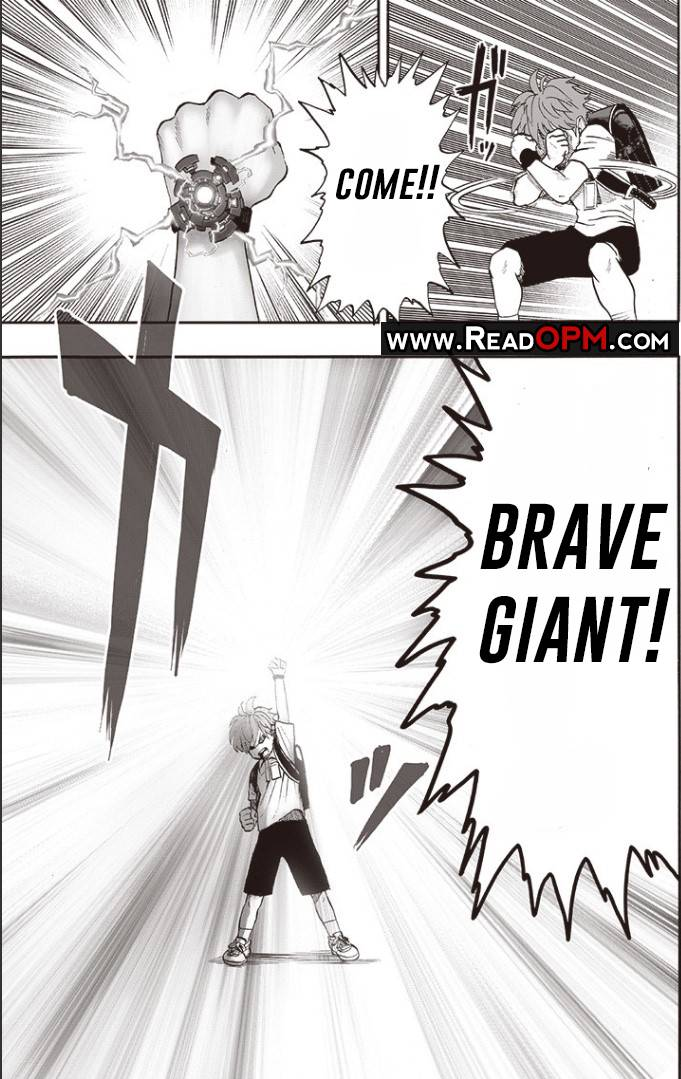 One-Punch Man Chapter 98 Page 34
