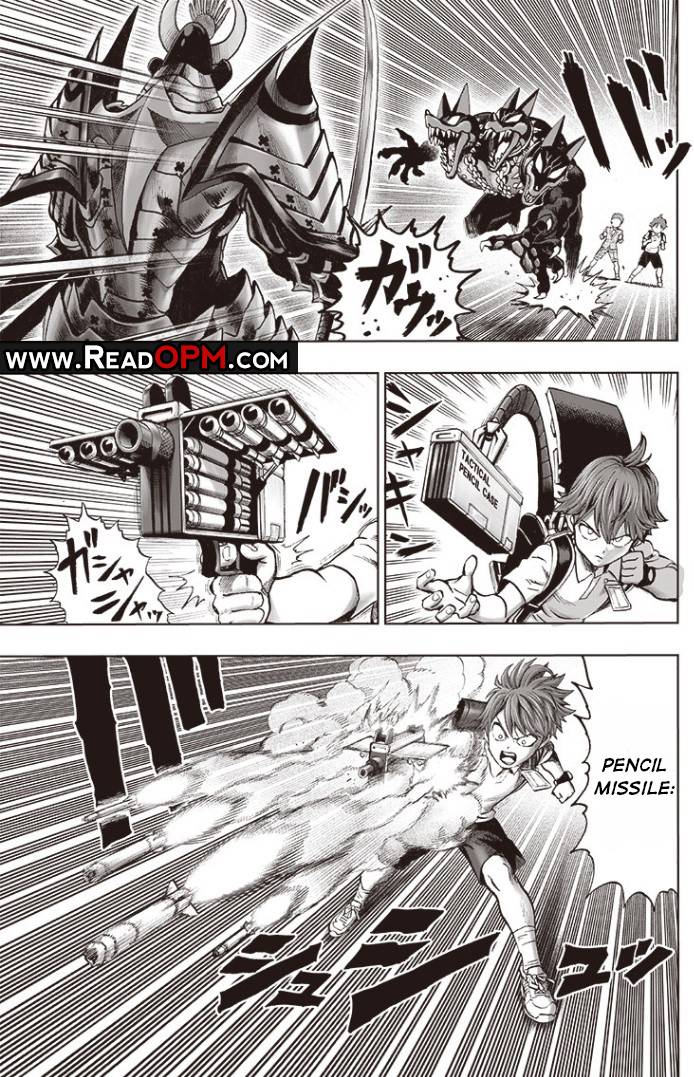 One-Punch Man Chapter 98 Page 8