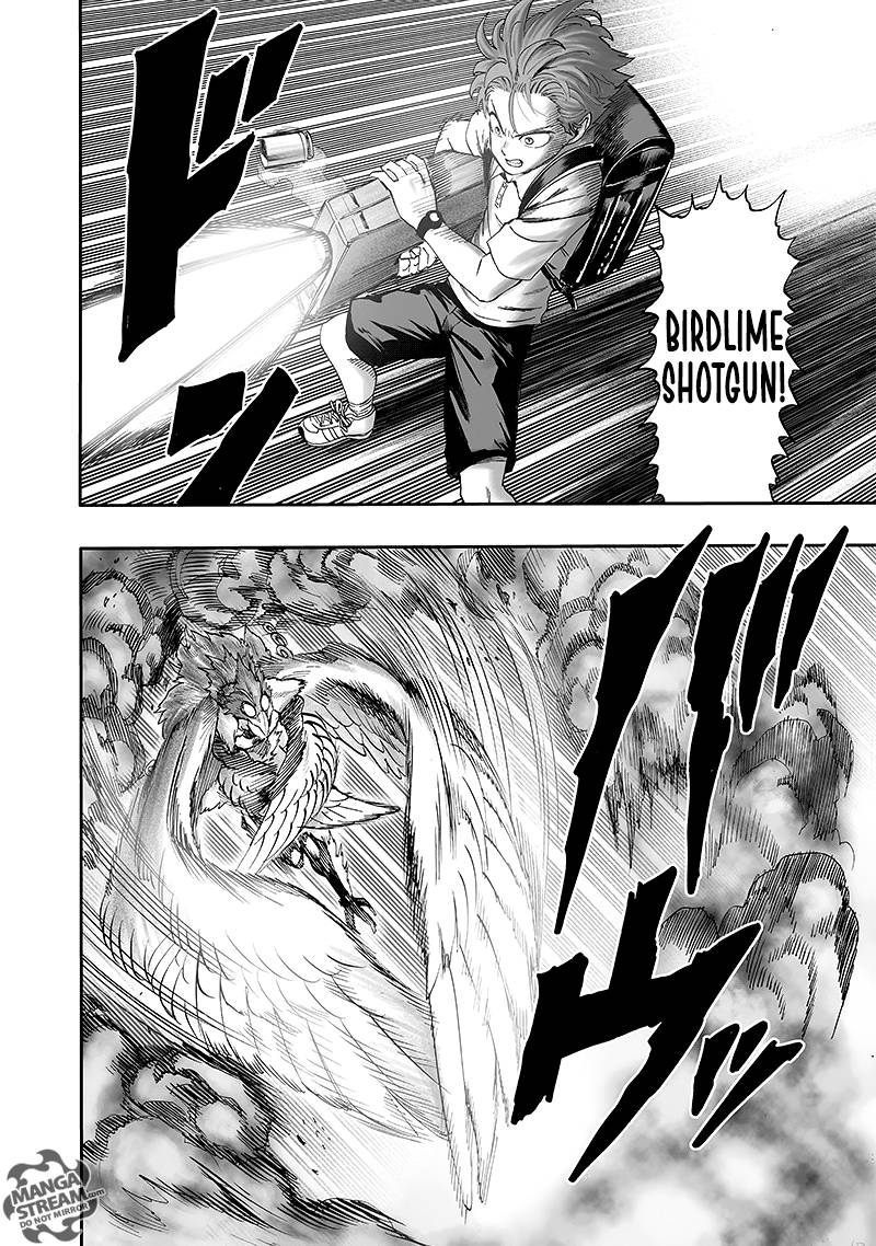 One-Punch Man Chapter 98.1 Page 18