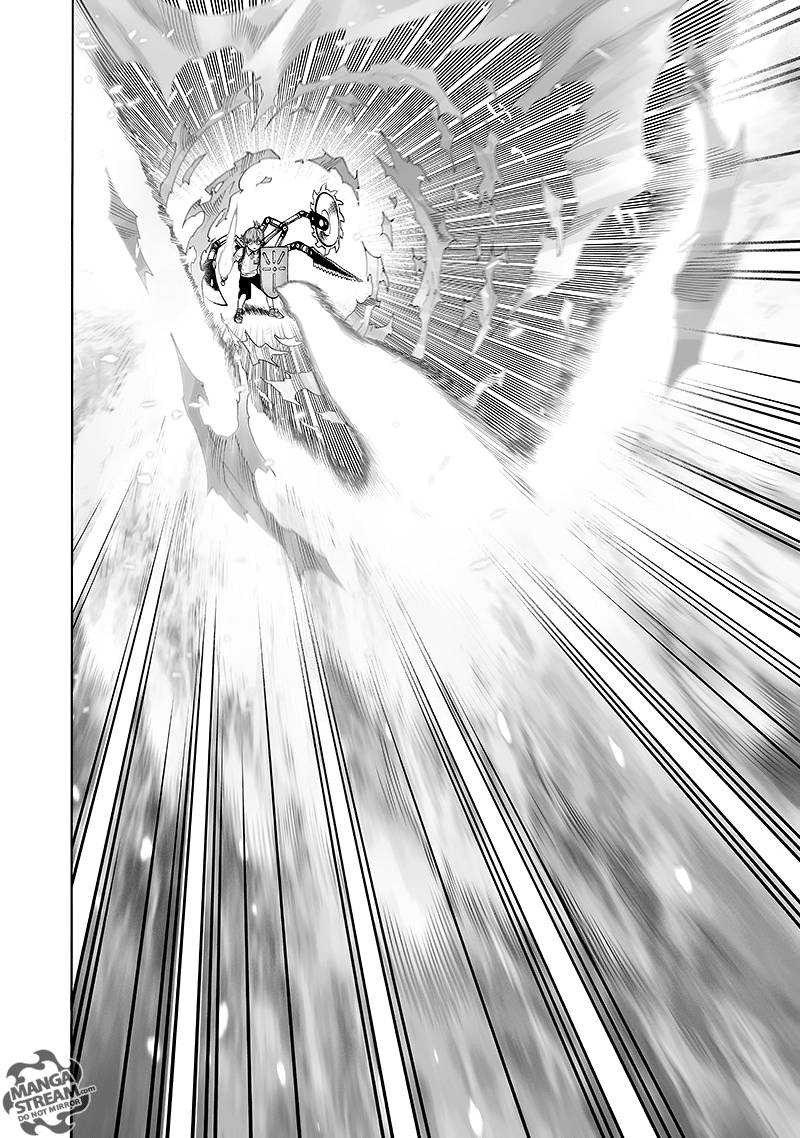One-Punch Man Chapter 98.1 Page 25