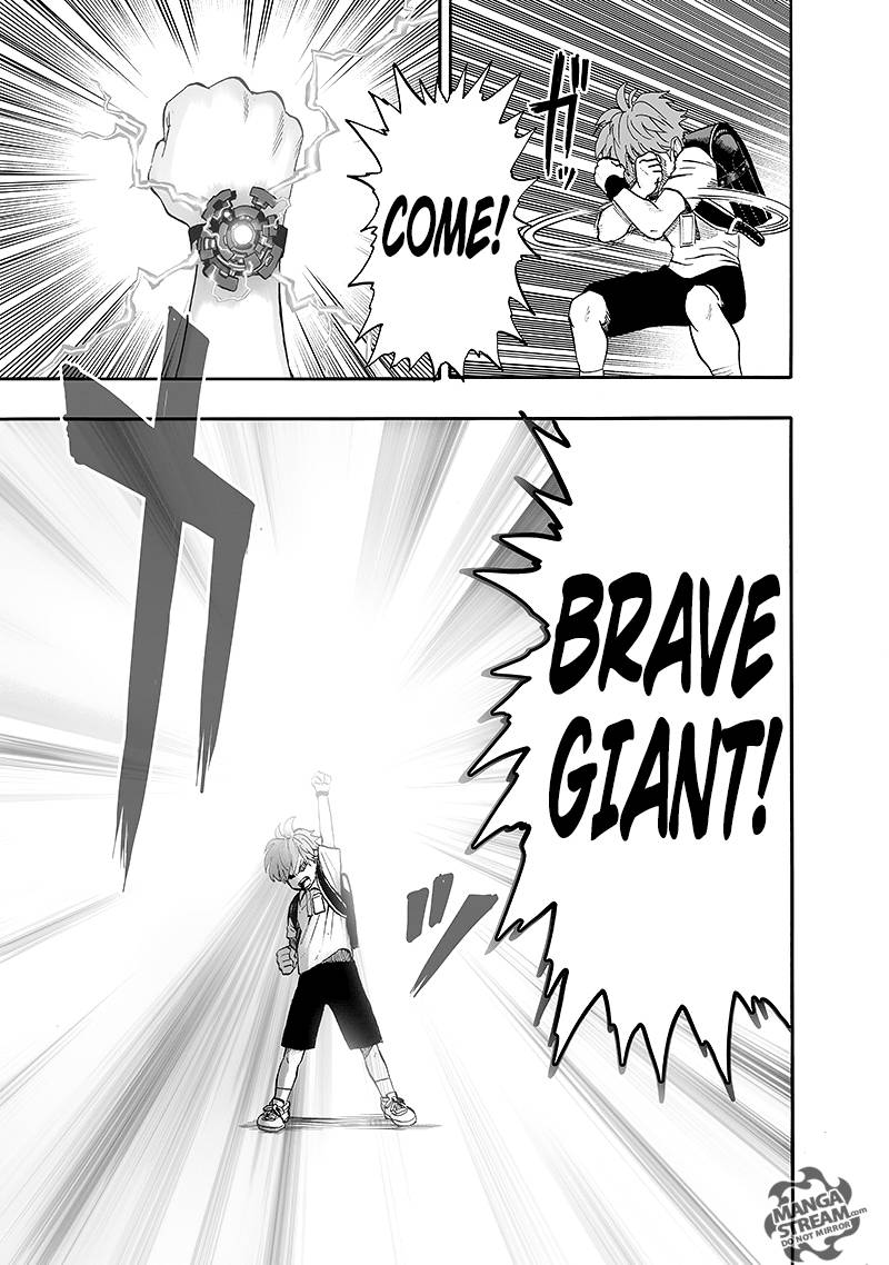 One-Punch Man Chapter 98.1 Page 30