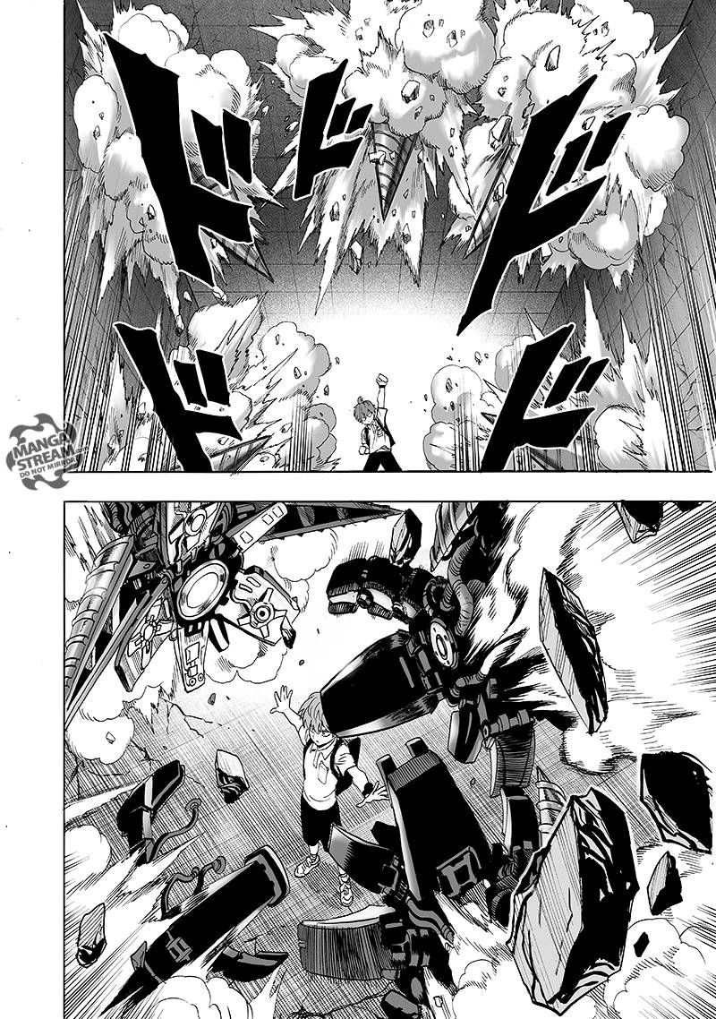 One-Punch Man Chapter 98.1 Page 33