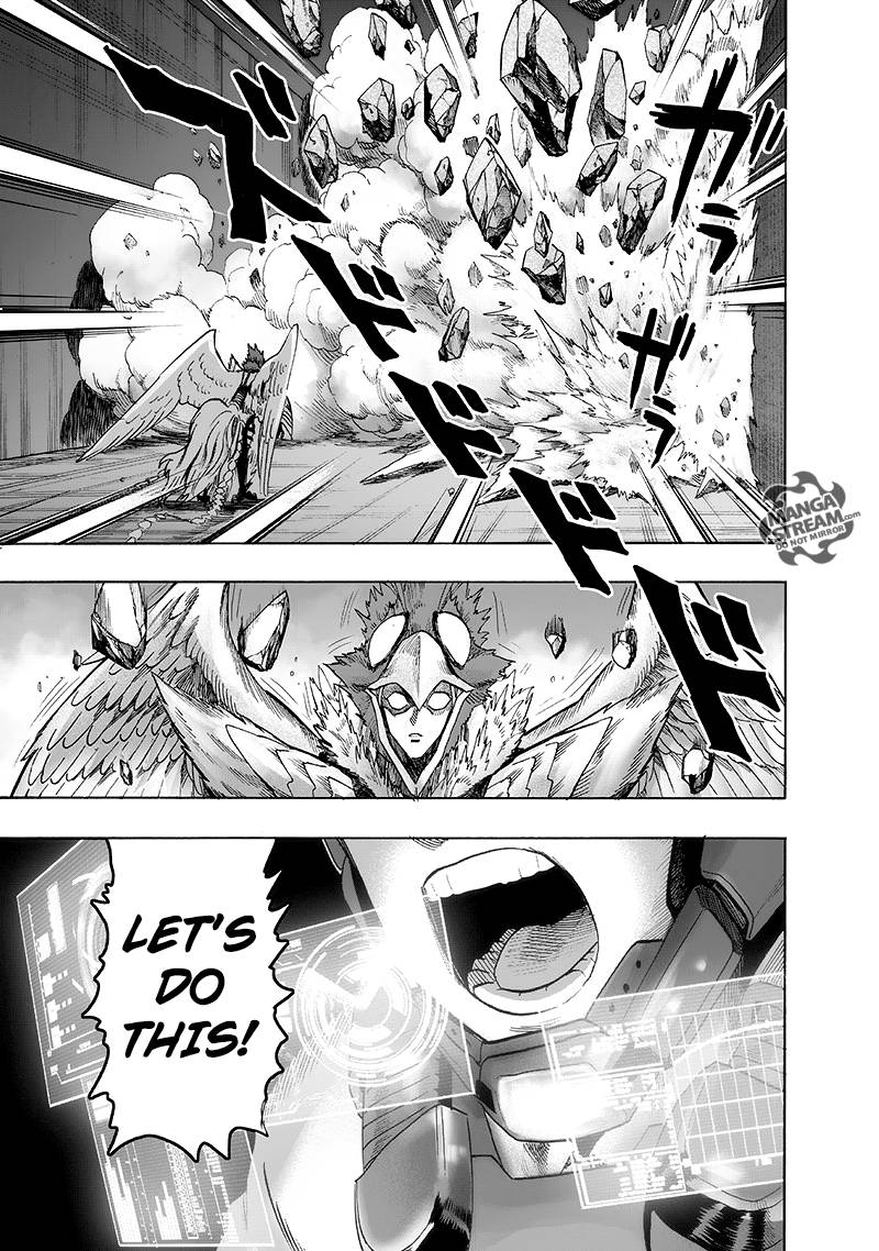 One-Punch Man Chapter 98.1 Page 34