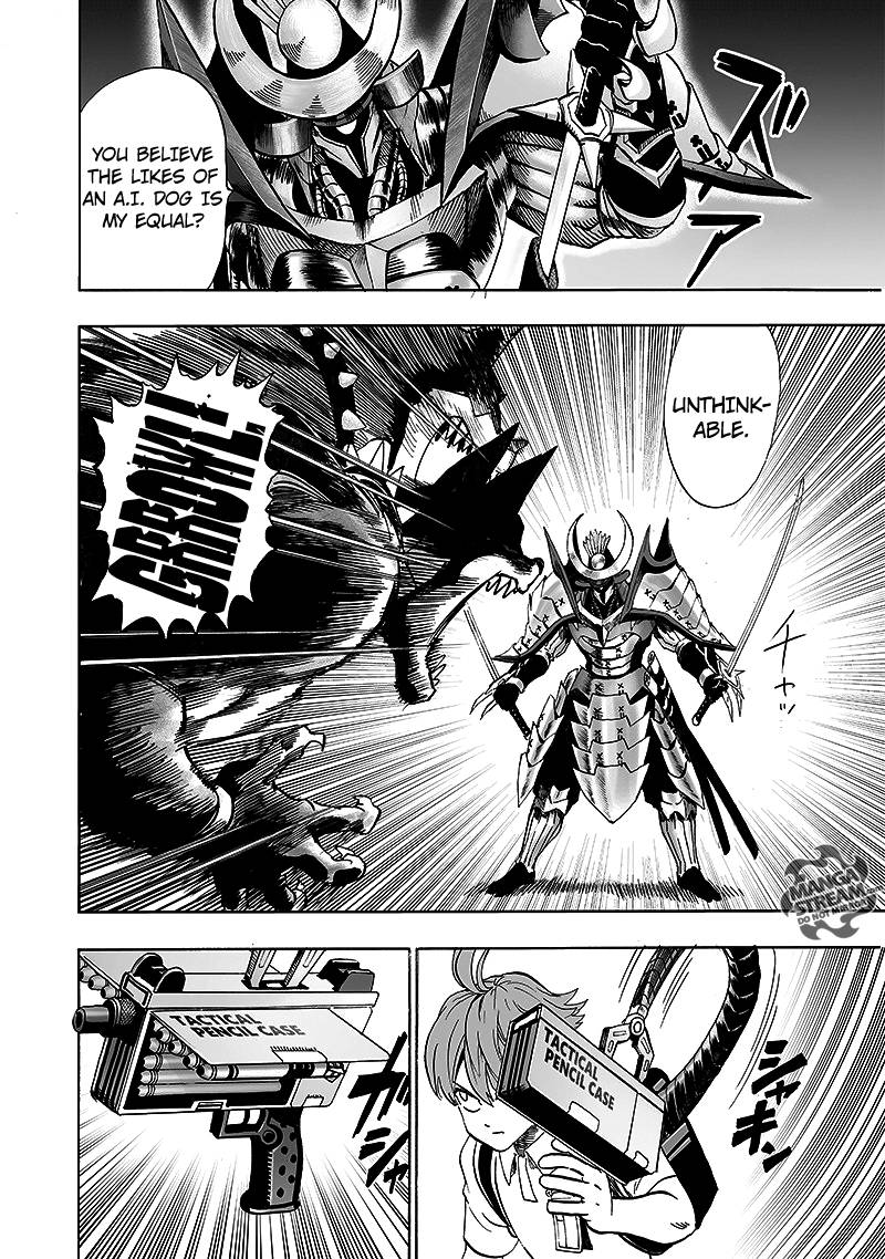 One-Punch Man Chapter 98.1 Page 7