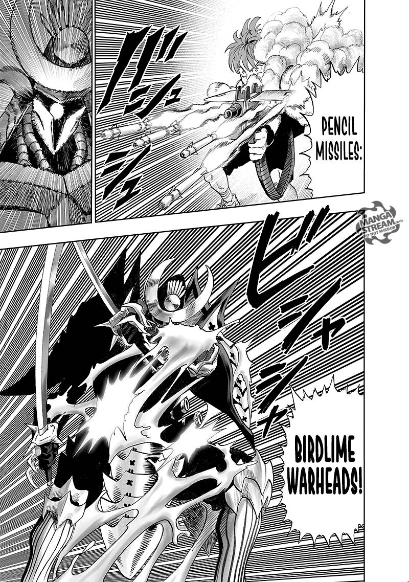 One-Punch Man Chapter 98.1 Page 8