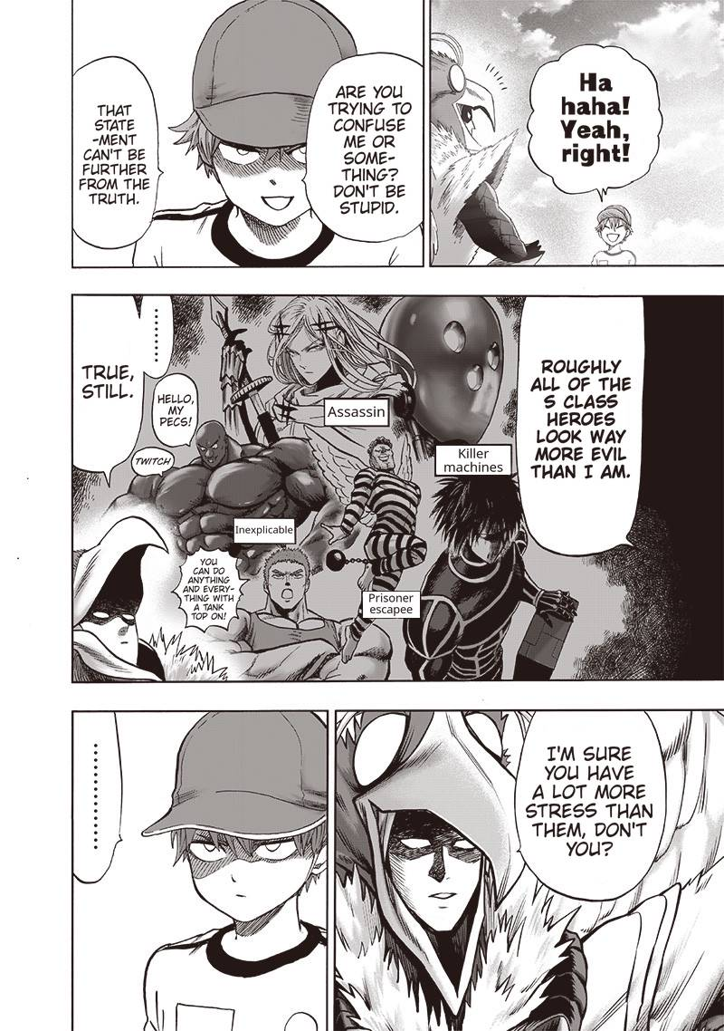 One-Punch Man Chapter 99 Page 10