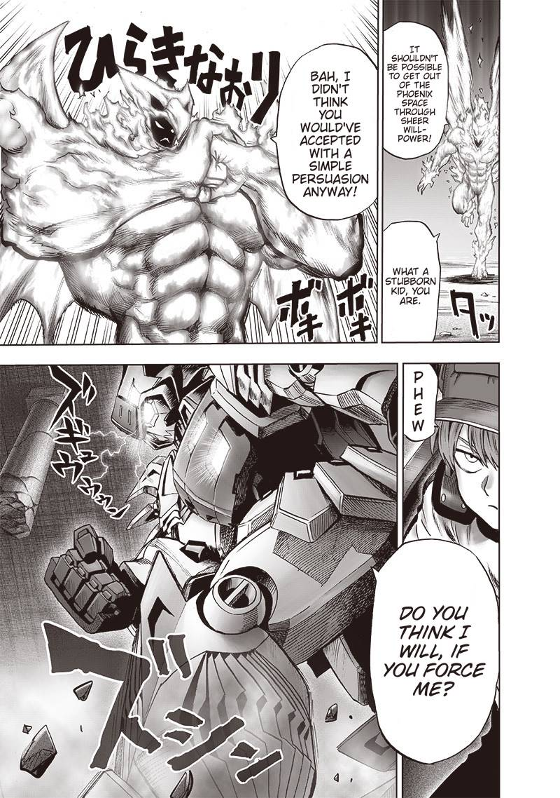 One-Punch Man Chapter 99 Page 19