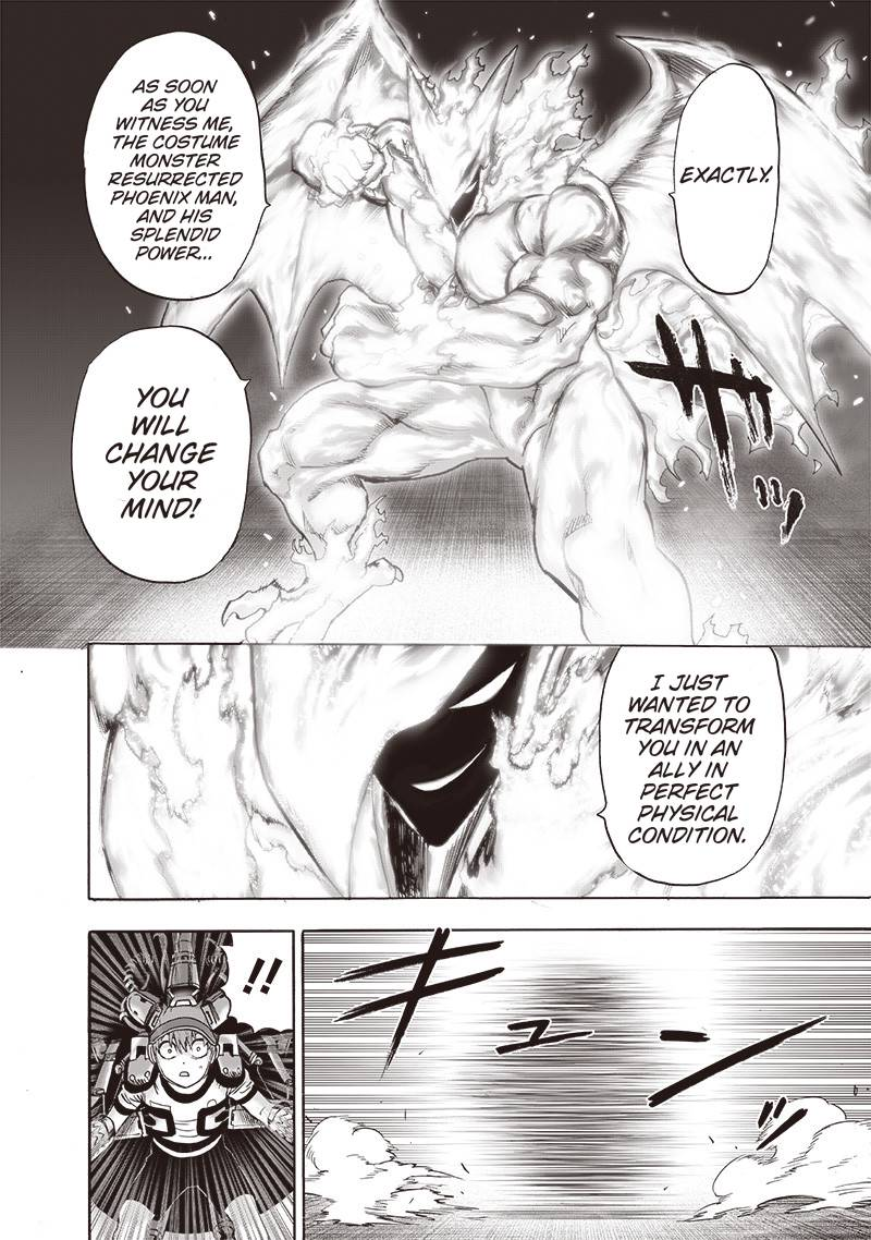 One-Punch Man Chapter 99 Page 20