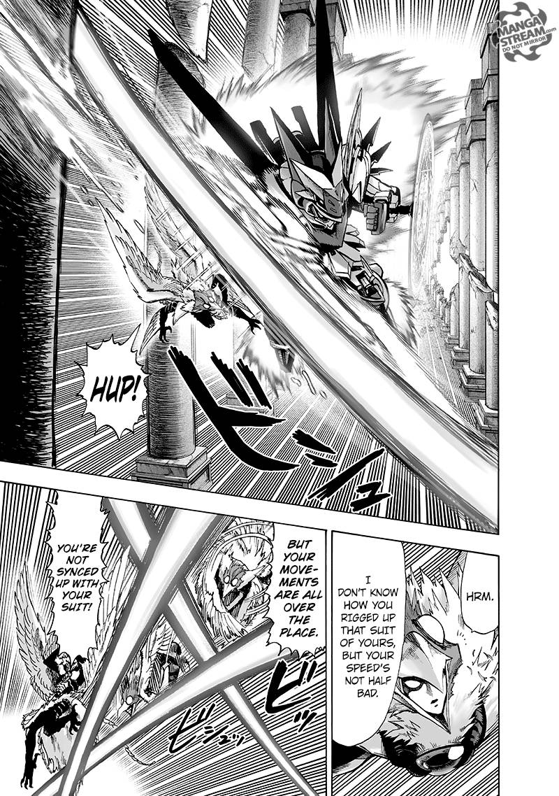 One-Punch Man Chapter 99.1 Page 10