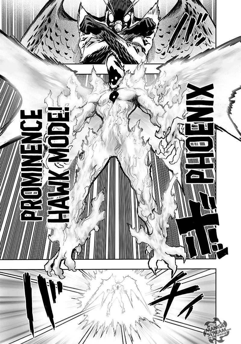 One-Punch Man Chapter 99.1 Page 16