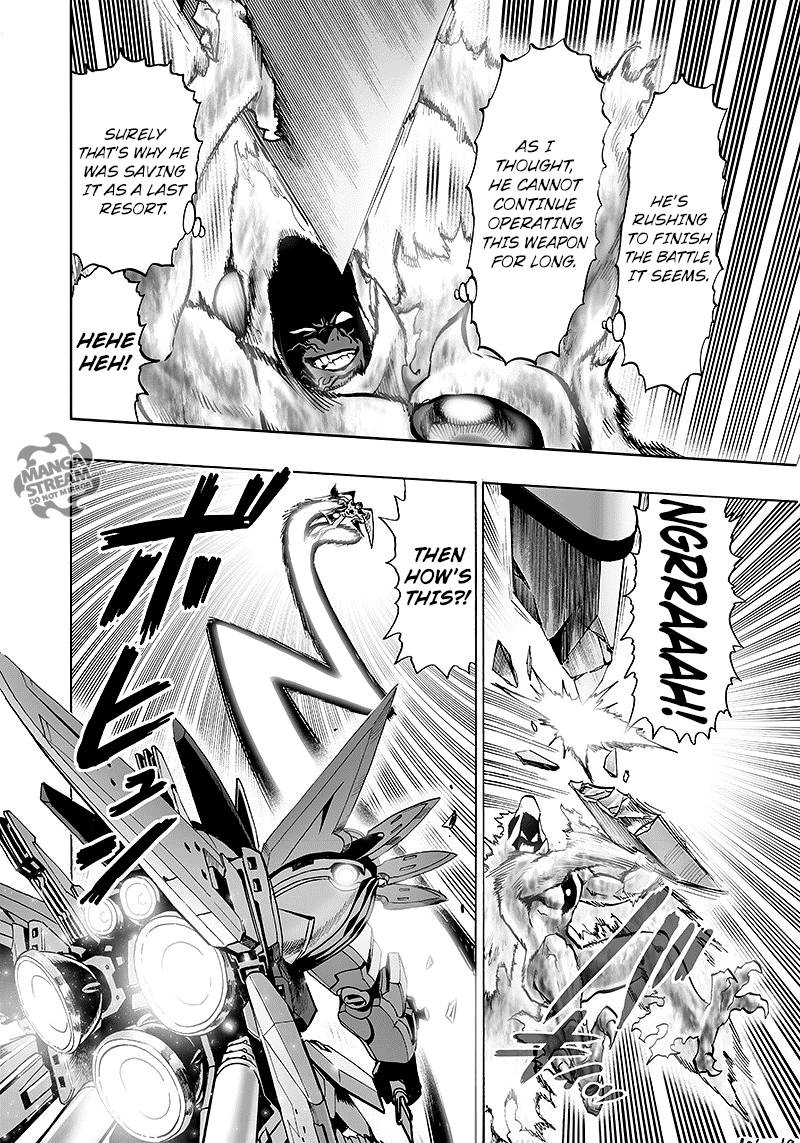 One-Punch Man Chapter 99.1 Page 19