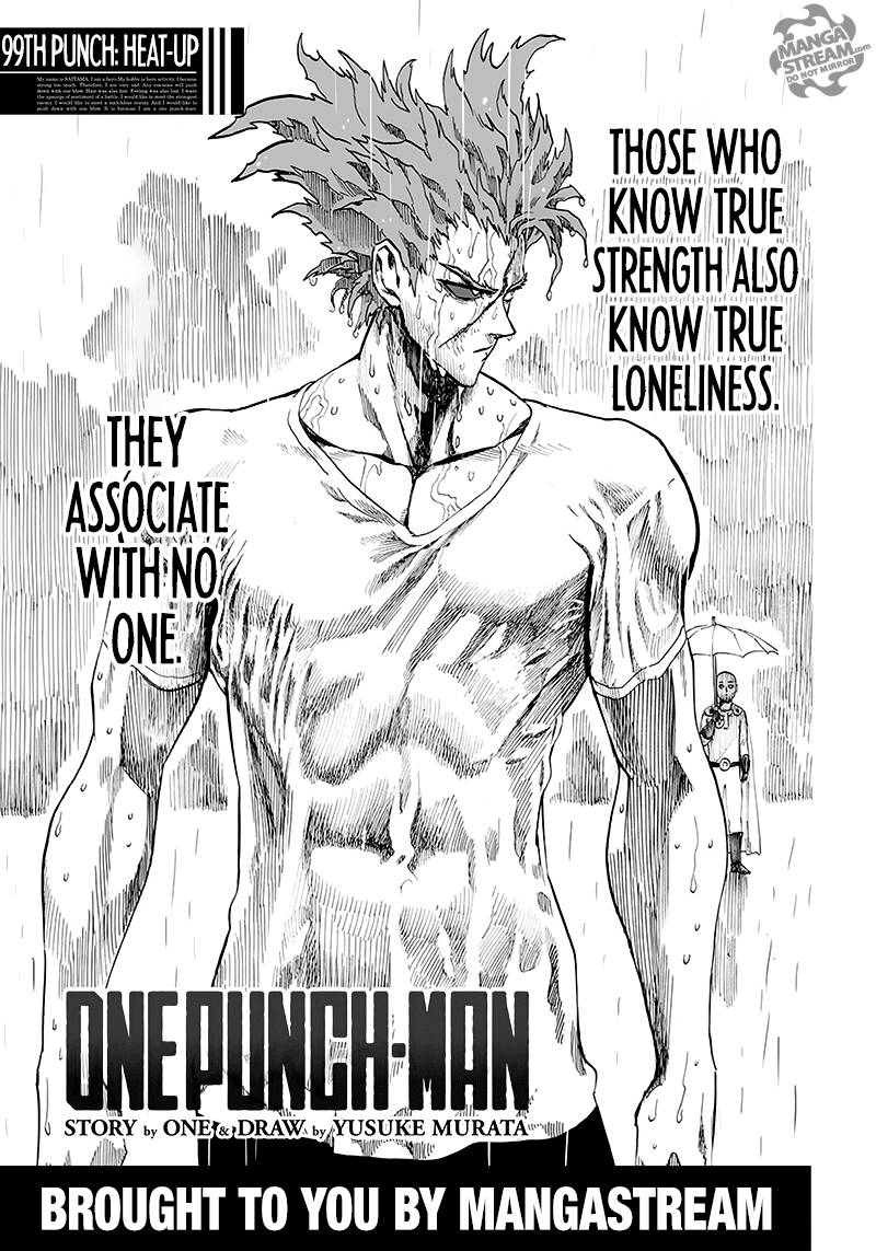 One-Punch Man Chapter 99.1 Page 2
