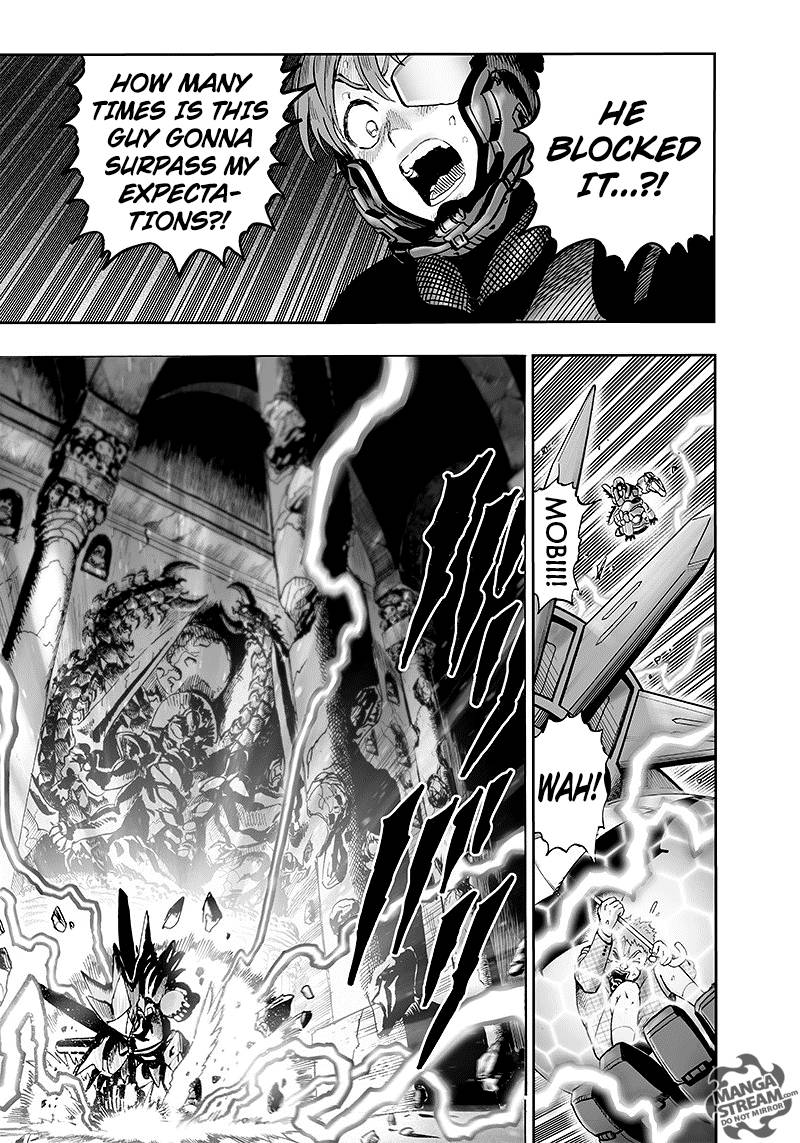 One-Punch Man Chapter 99.1 Page 28