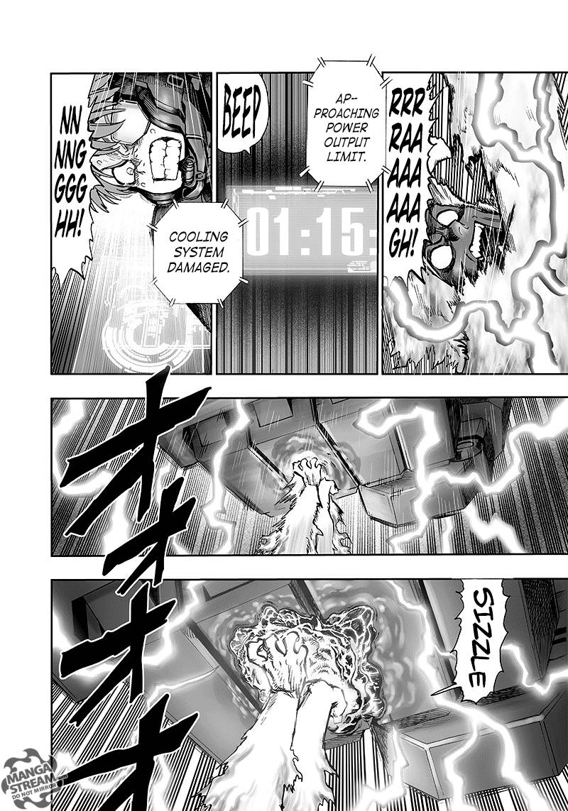 One-Punch Man Chapter 99.1 Page 29