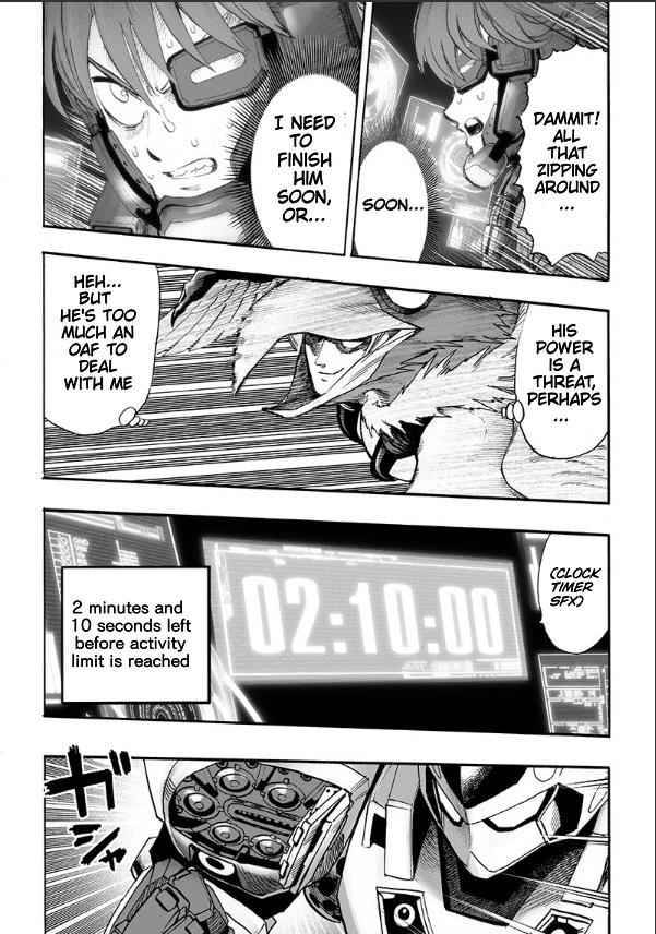 One-Punch Man Chapter 99.2 Page 5