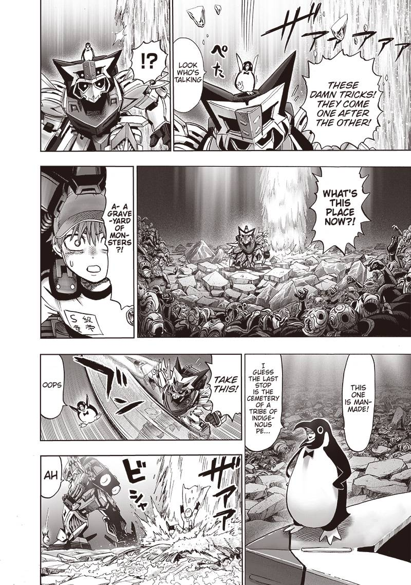 One-Punch Man Chapter 100 Page 13