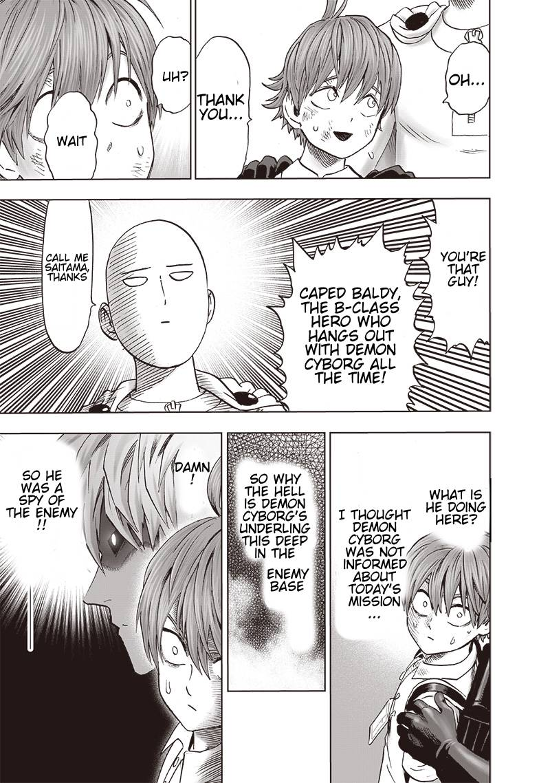 One-Punch Man Chapter 100 Page 52