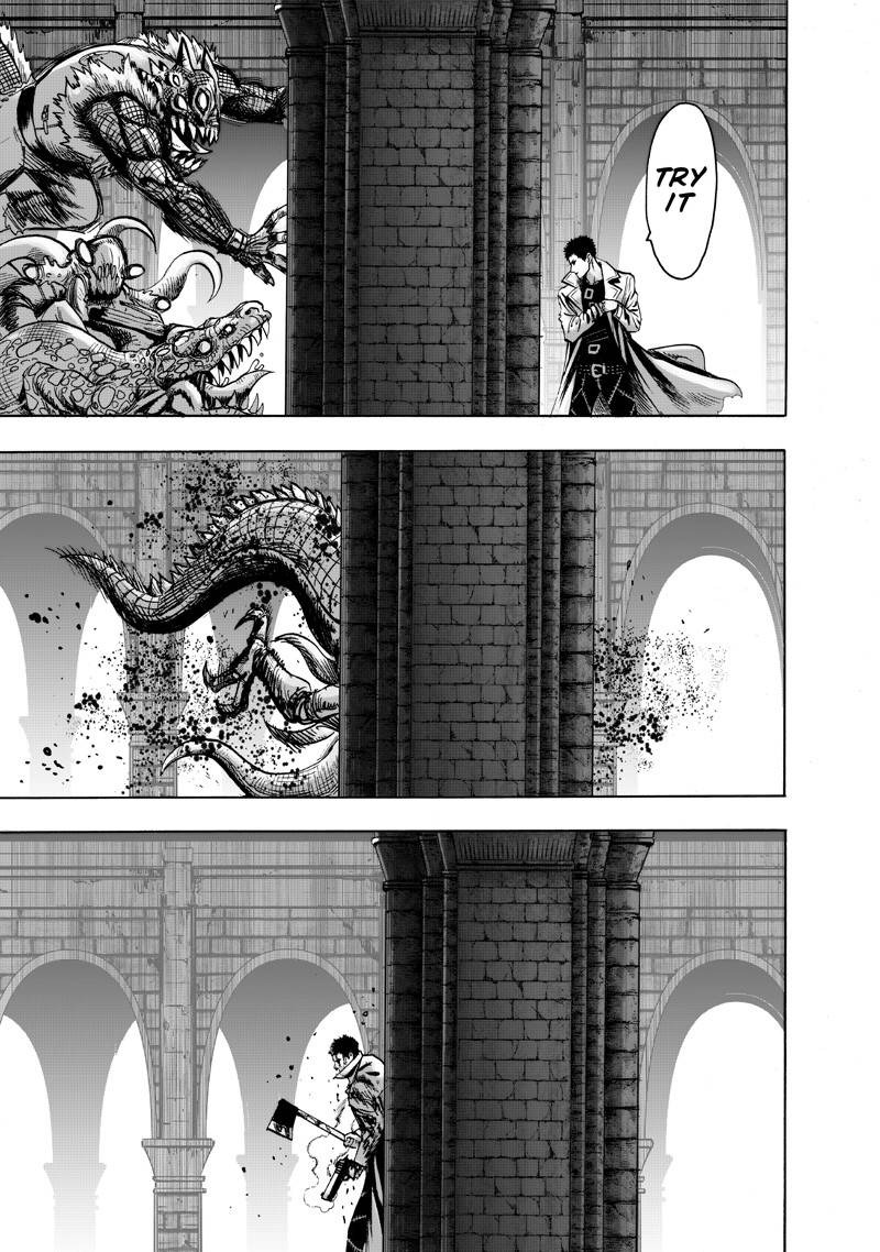 One-Punch Man Chapter 101 Page 8