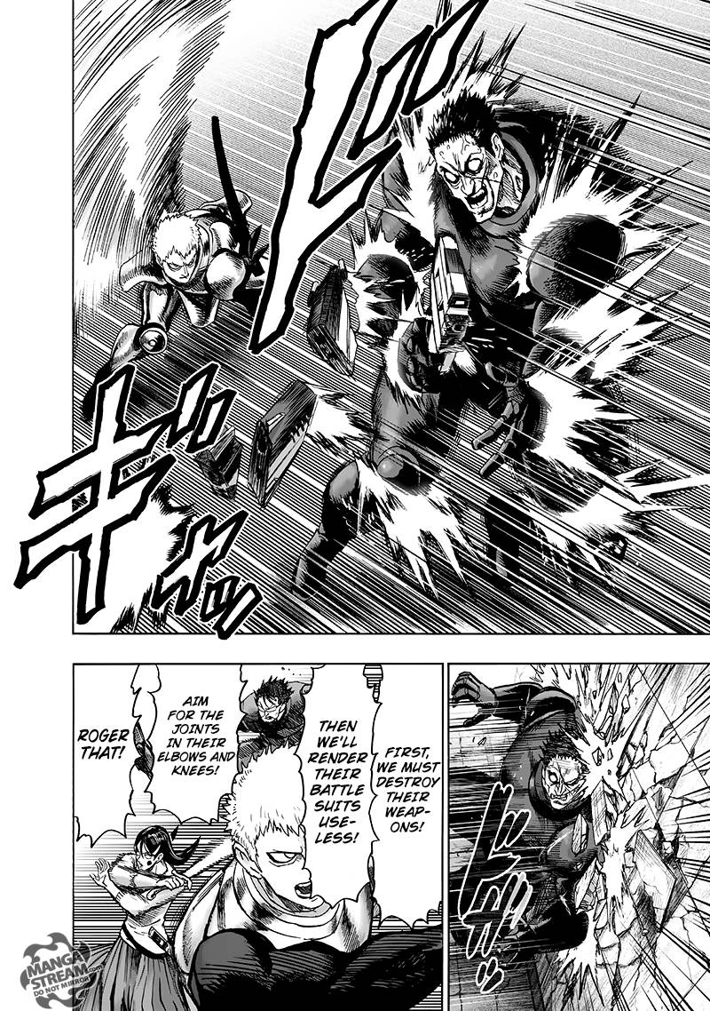 One-Punch Man Chapter 102 Page 11