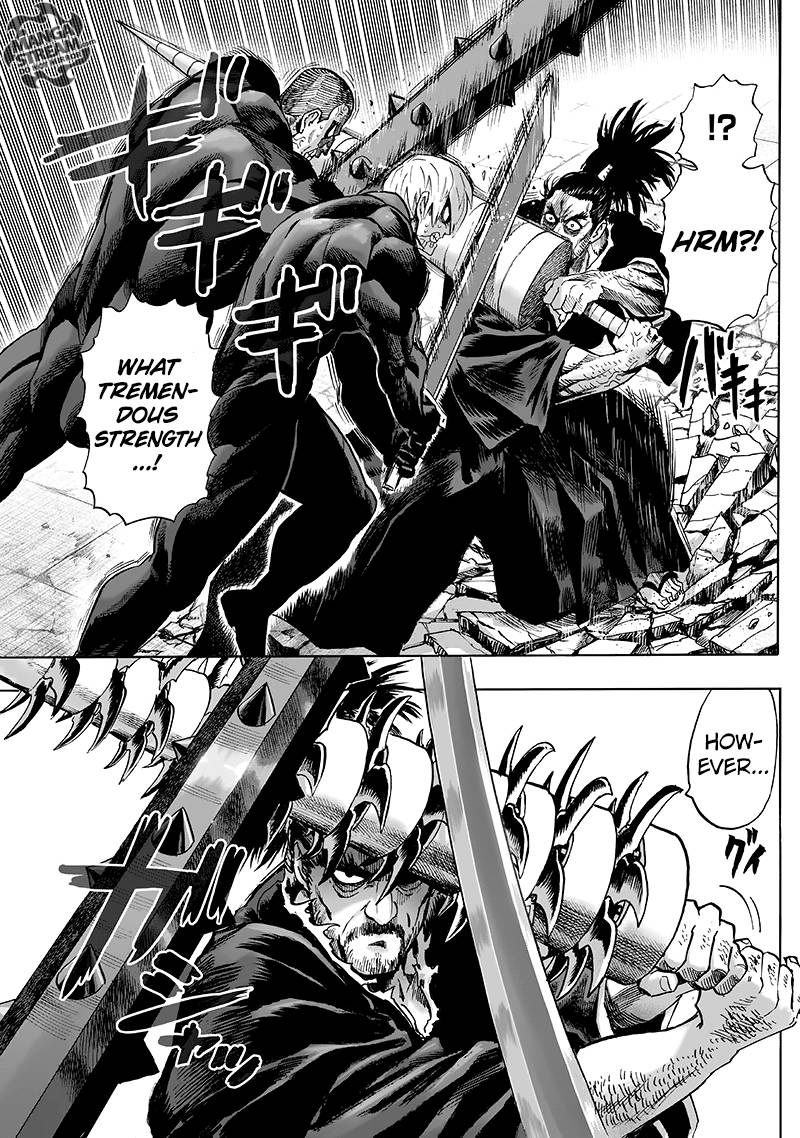 One-Punch Man Chapter 102 Page 14