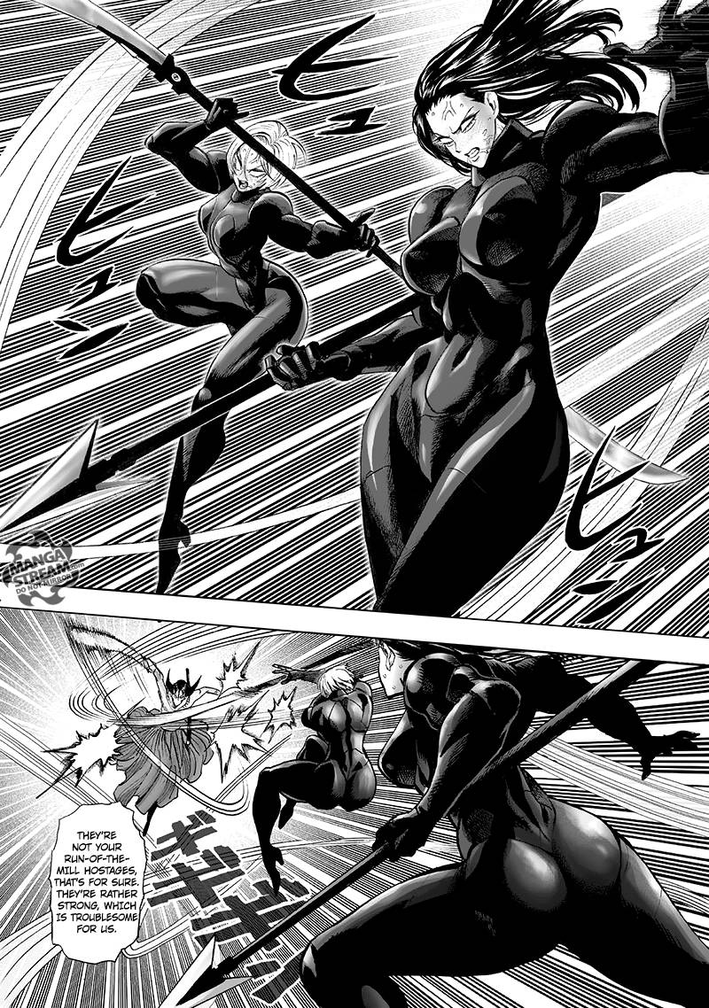 One-Punch Man Chapter 102 Page 16