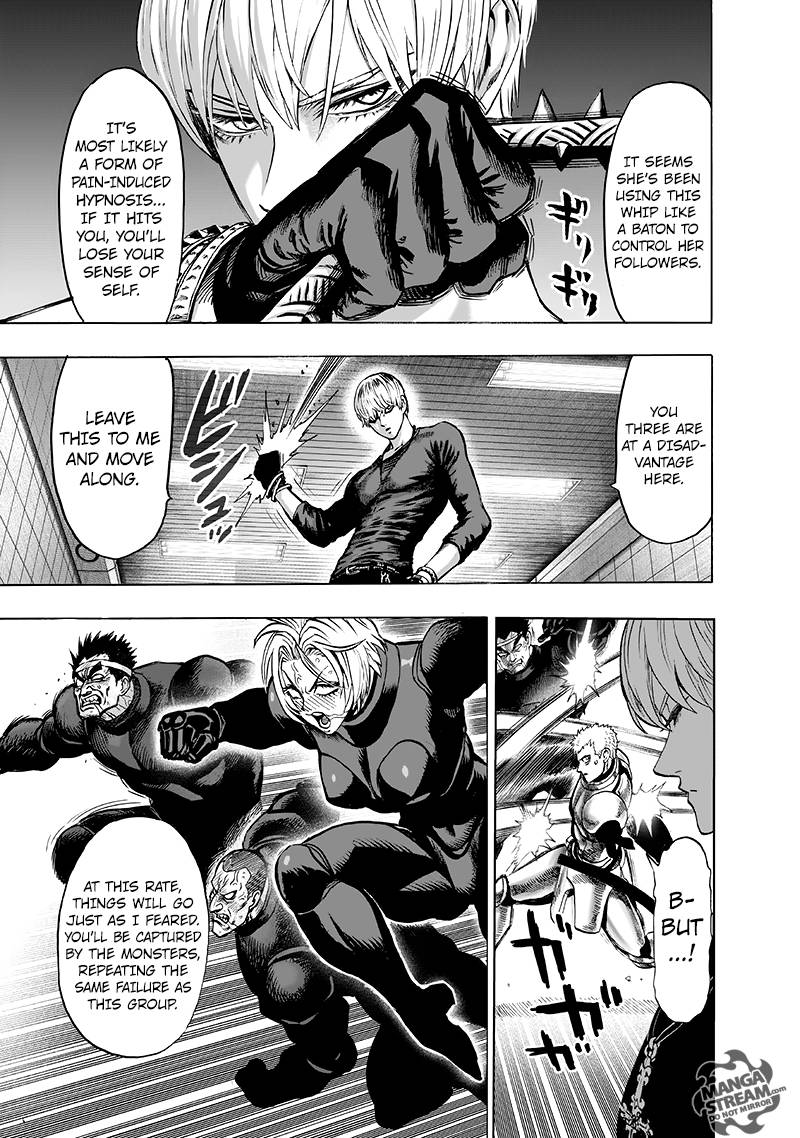 One-Punch Man Chapter 102 Page 22