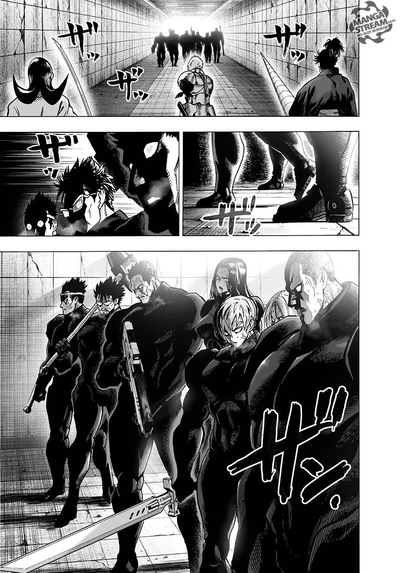 One-Punch Man Chapter 102 Page 6