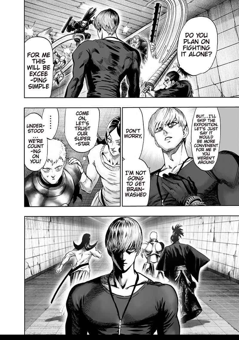 One-Punch Man Chapter 102.5 Page 14