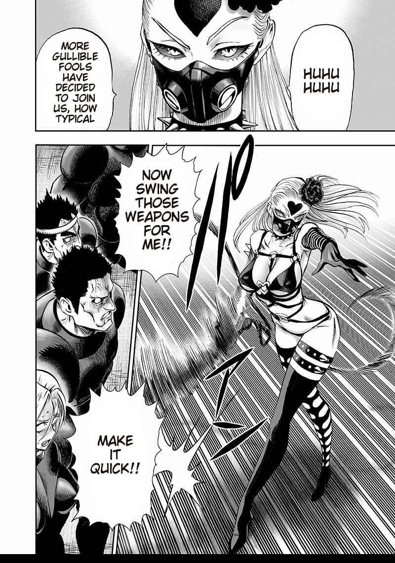 One-Punch Man Chapter 102.5 Page 6
