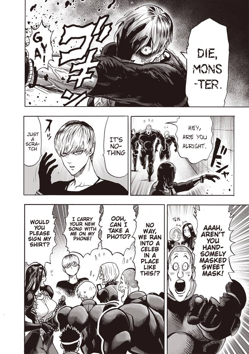 One-Punch Man Chapter 103 Page 19