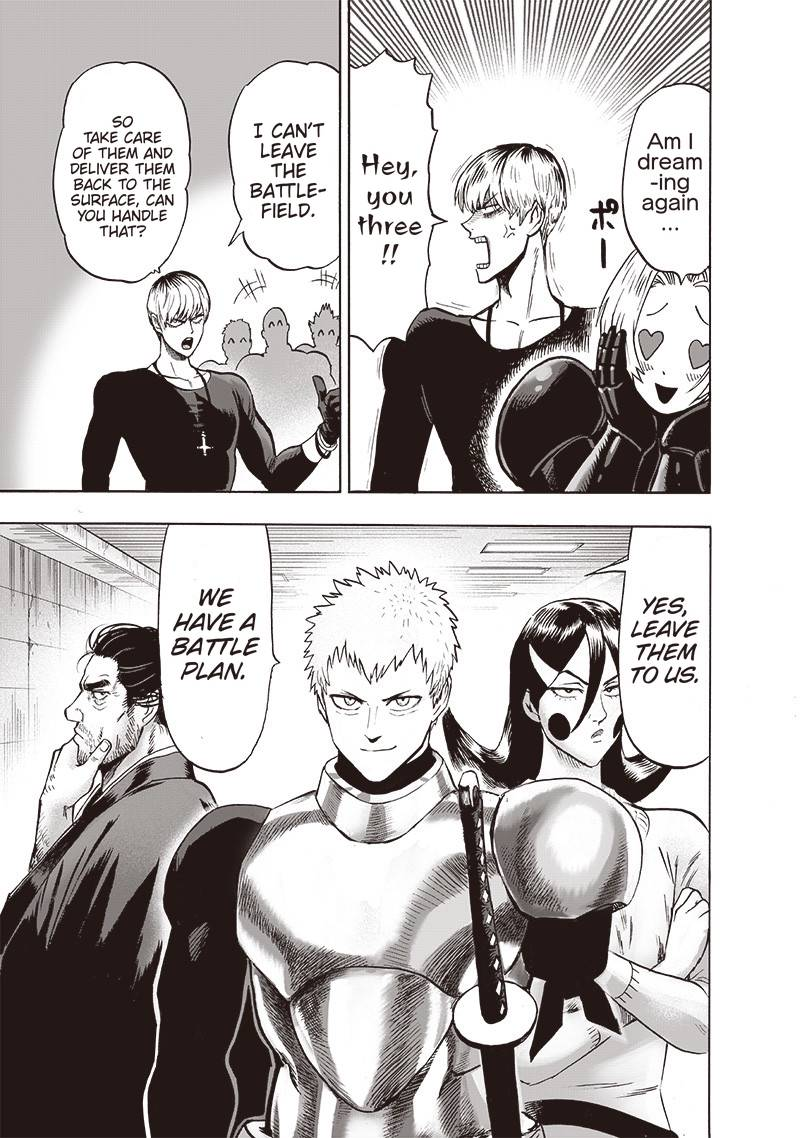 One-Punch Man Chapter 103 Page 20