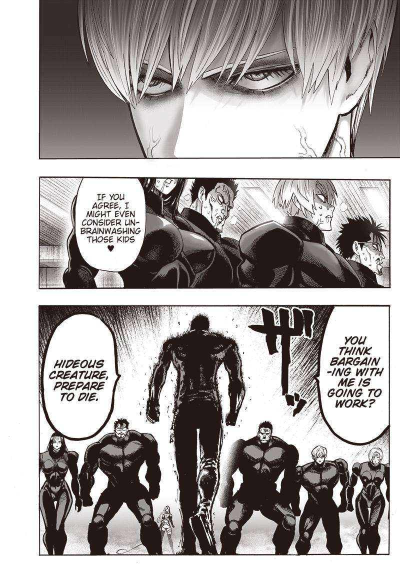 One-Punch Man Chapter 103 Page 5
