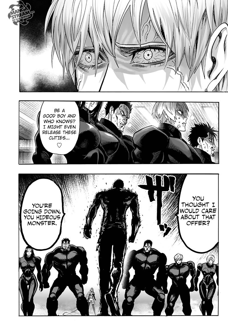 One-Punch Man Chapter 103.1 Page 5