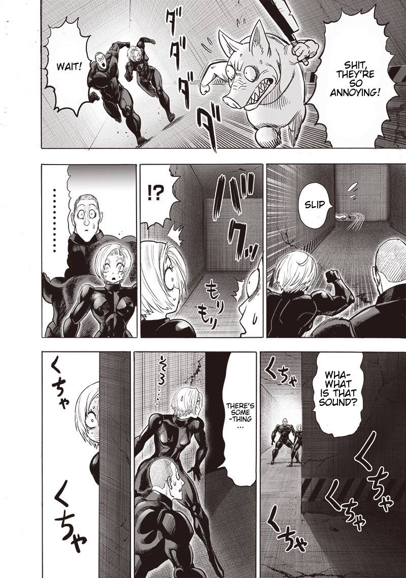 One-Punch Man Chapter 104 Page 34