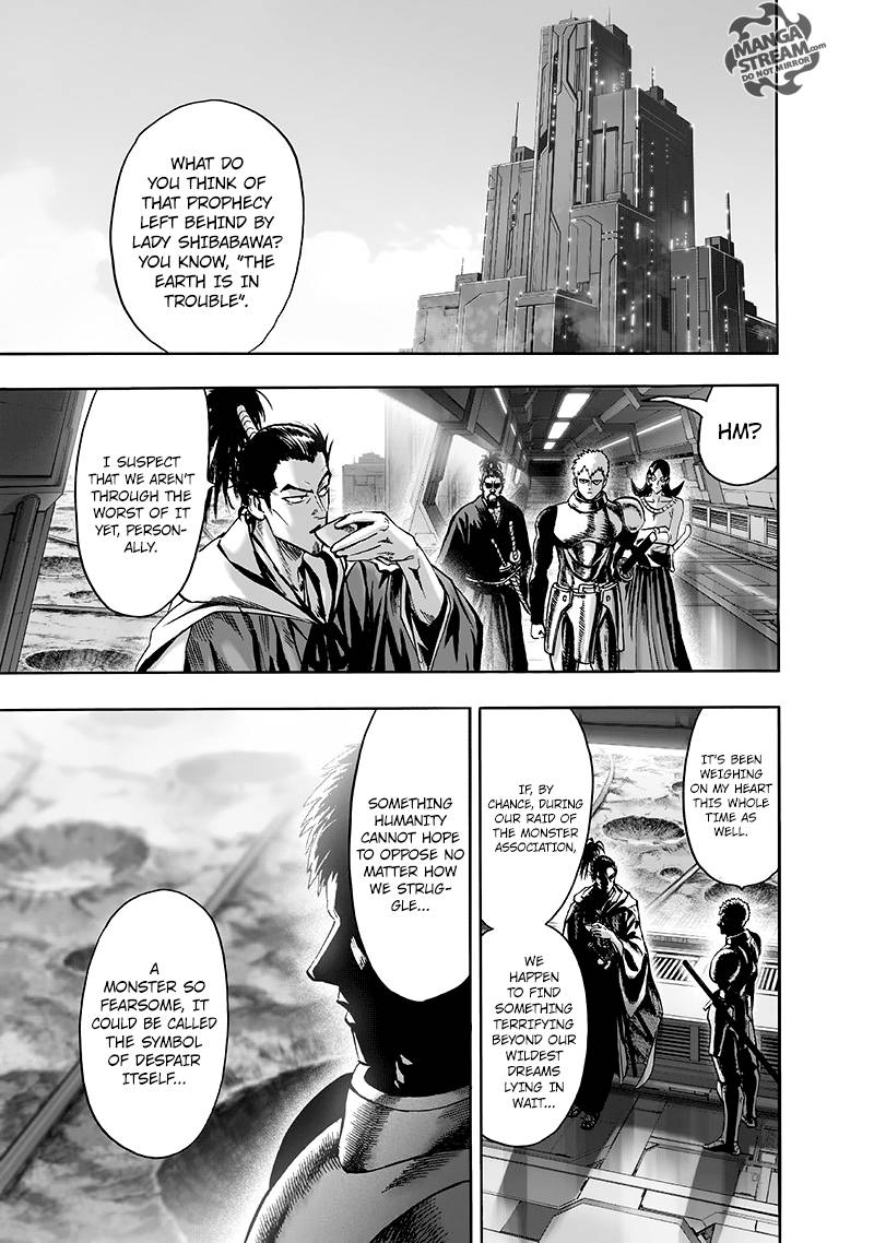 One-Punch Man Chapter 104.5 Page 18
