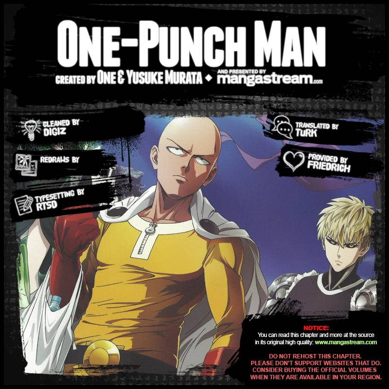 One-Punch Man Chapter 104.5 Page 2