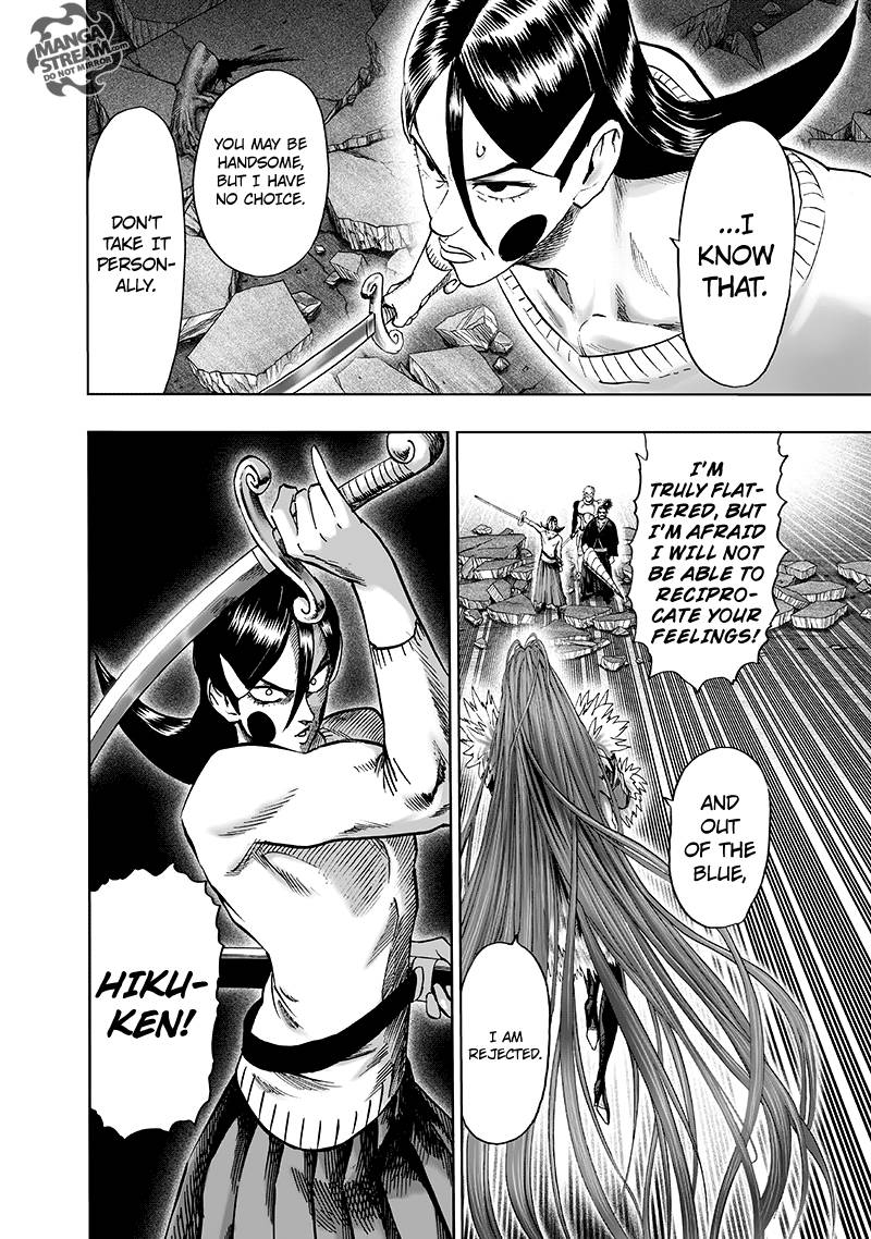 One-Punch Man Chapter 104.5 Page 9
