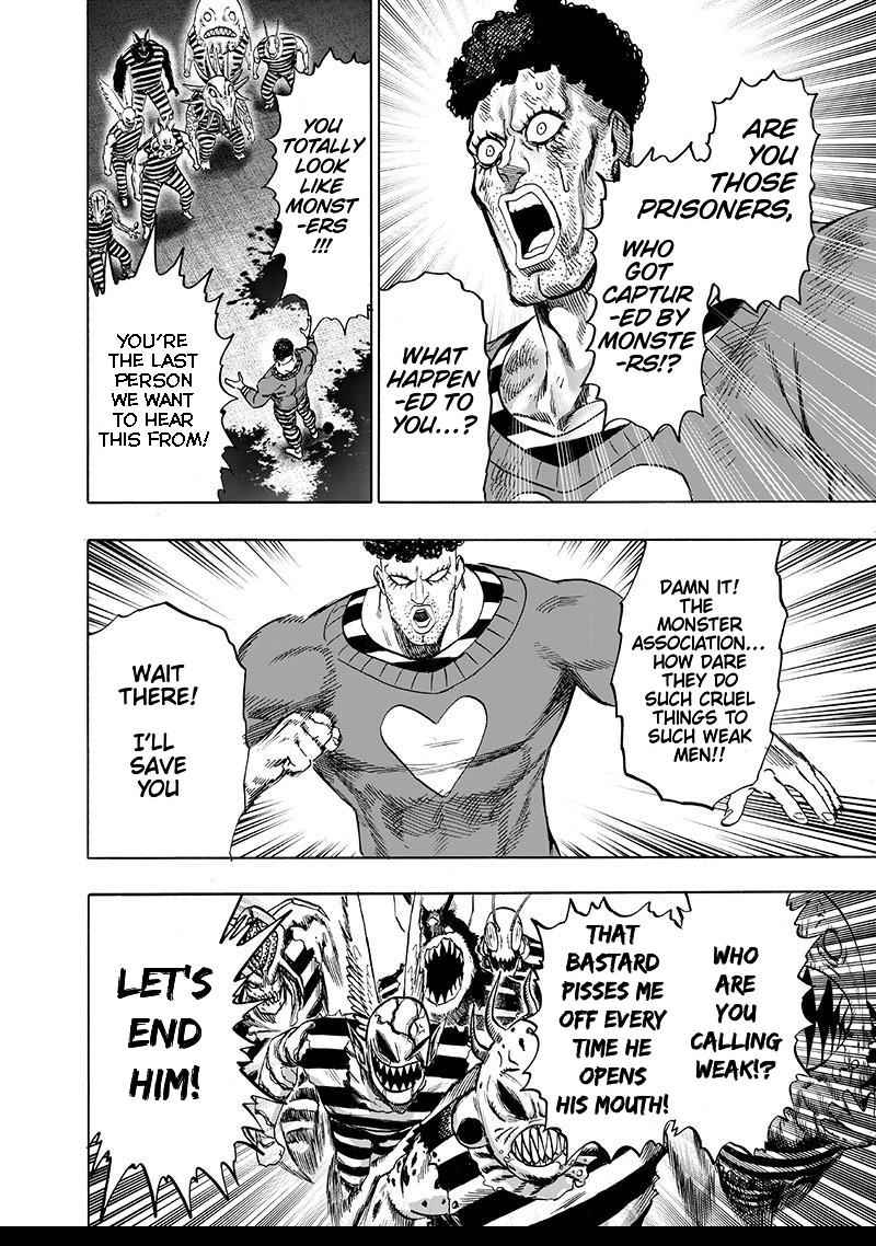 One-Punch Man Chapter 105 Page 21