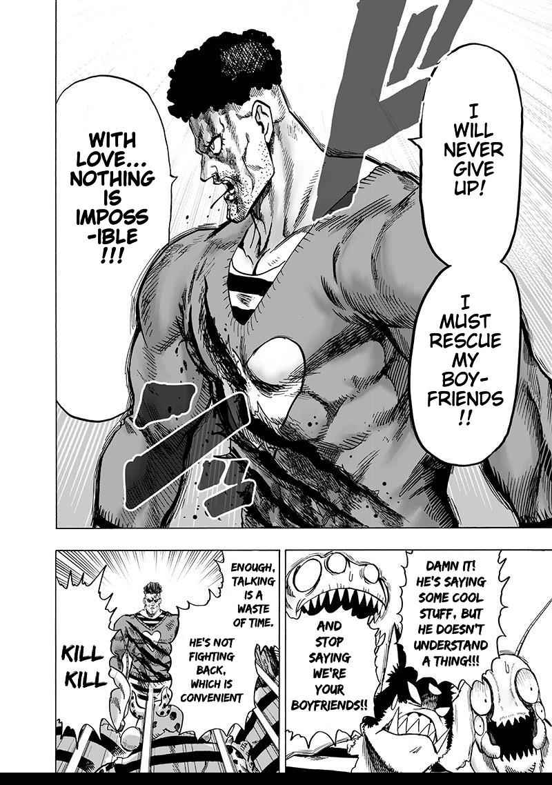 One-Punch Man Chapter 105 Page 29