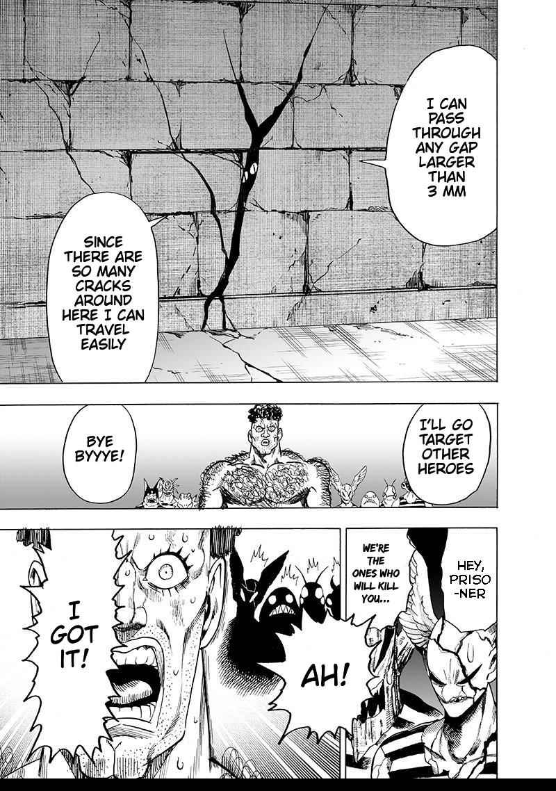 One-Punch Man Chapter 105 Page 34
